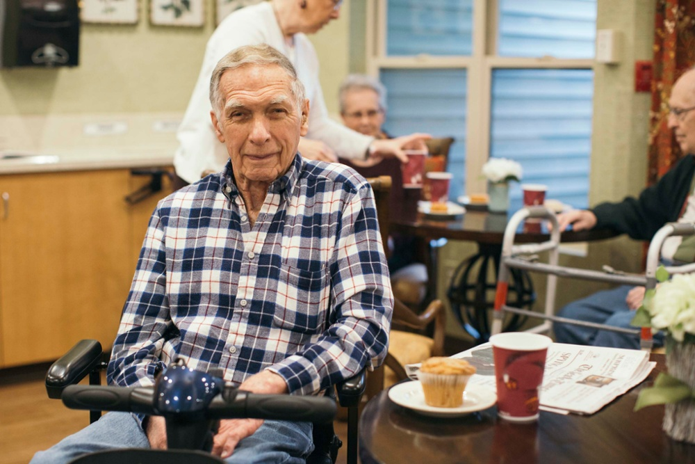 Assisted Living Services in Federal, WA