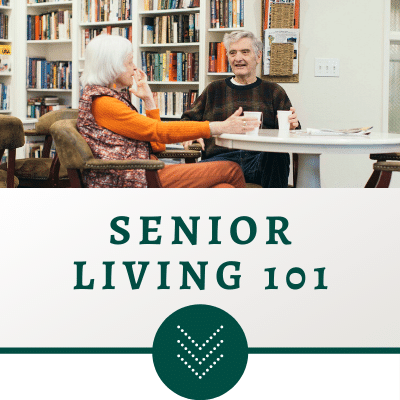 Senior Living 101 Blogs